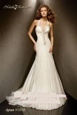 Струящиеся свадебные платья купить
