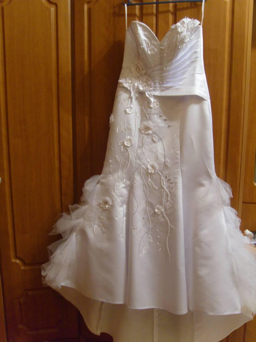 Как постирать свадебное платье в домашних условиях 98