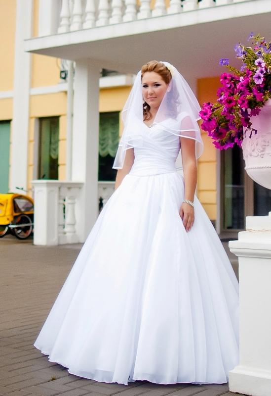 Свадебные Платья С Большим Кринолином
