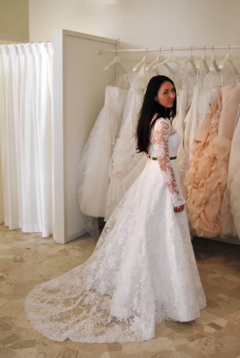Купить свадебные платья во франции