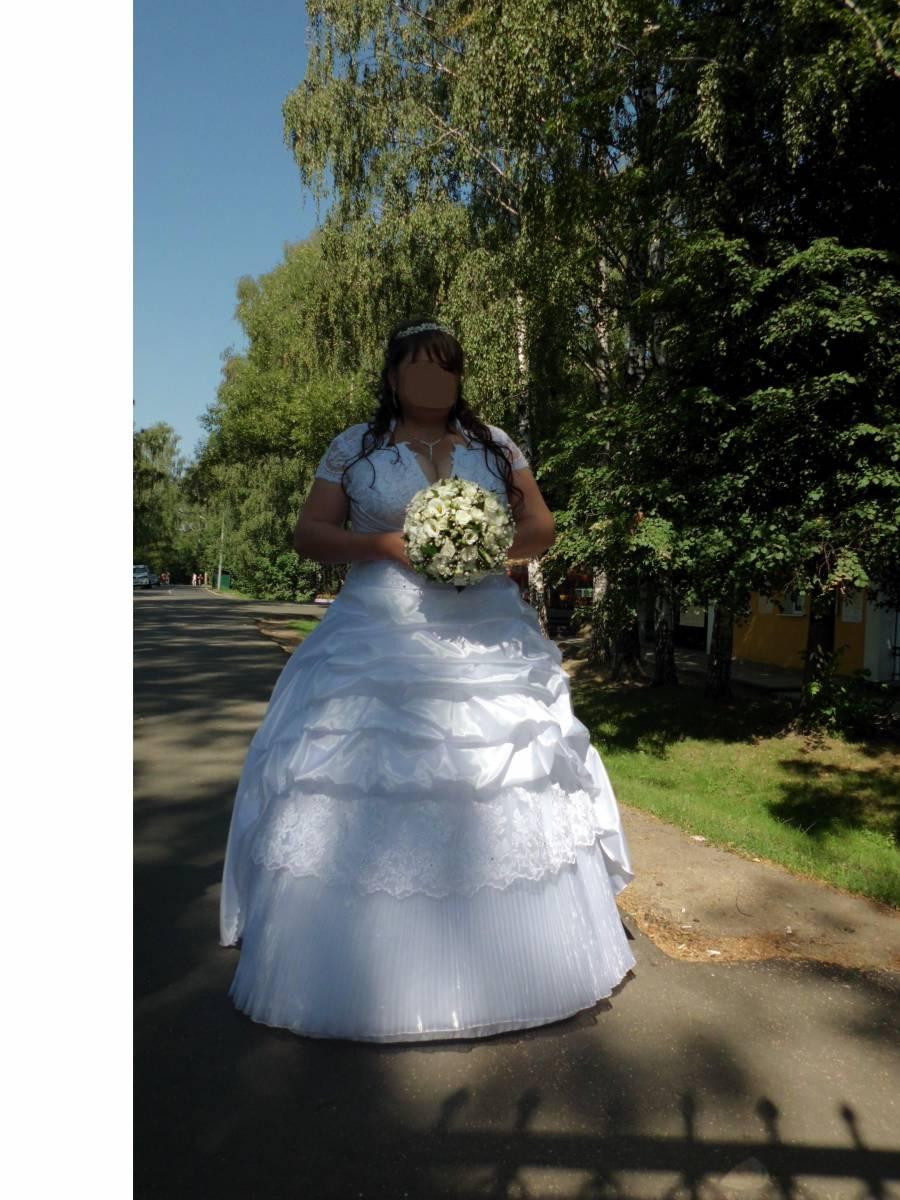 Свадебное Платье 60 Размера Купить