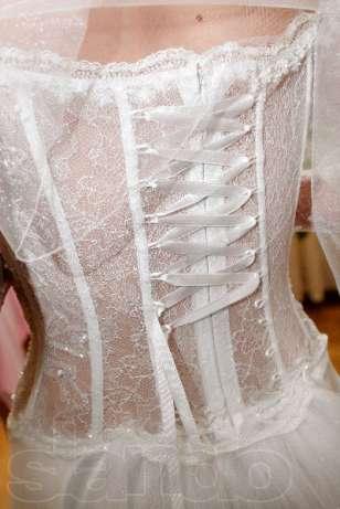 Сшить платье с корсетом