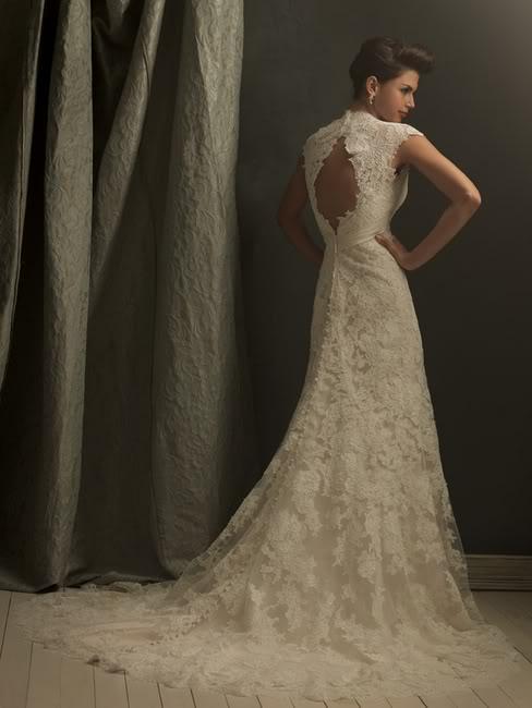 Свадебное платье Allure Couture коллекция 2012
