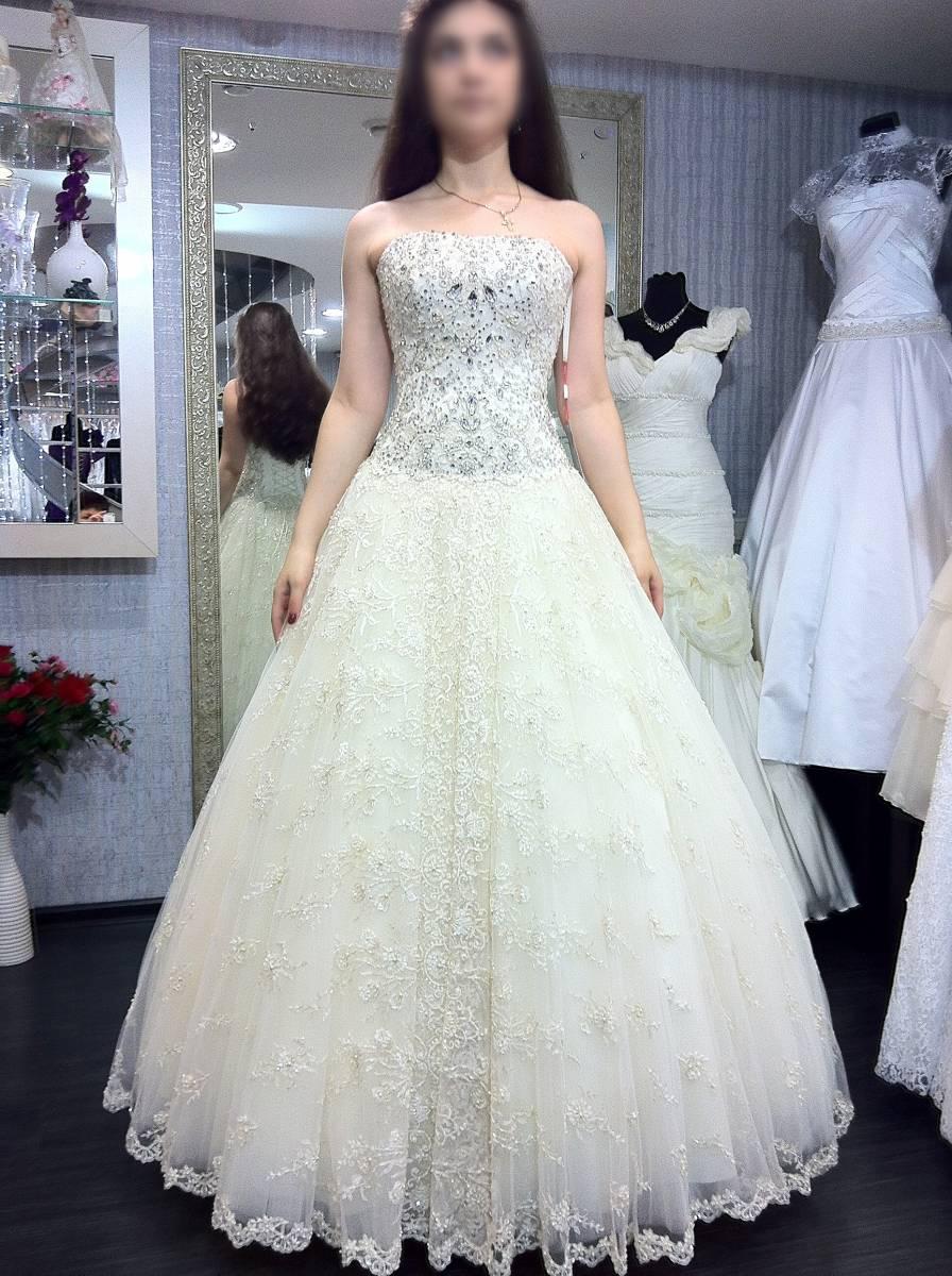 Свадебные платья стразы сваровски