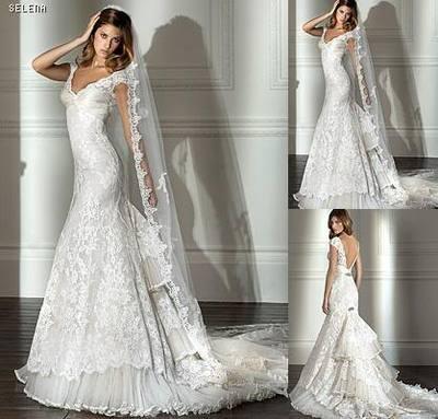Свадебное Платье Кружево 2015 Москва