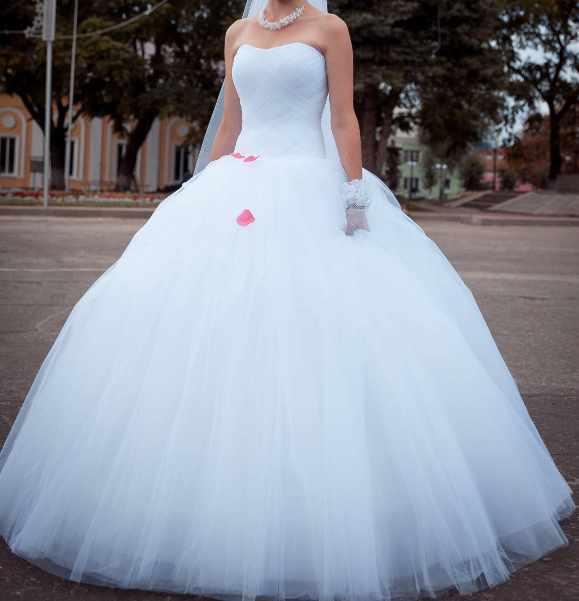Свадебное Платье Купить В Брянске