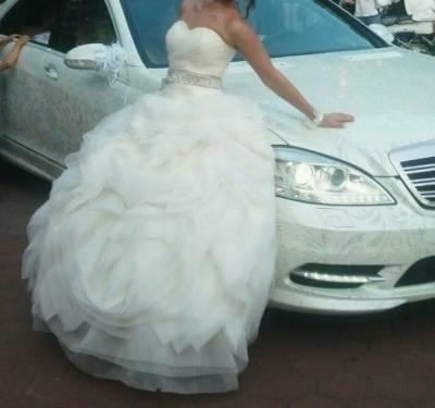 Итальянские Свадебные Платья Айвори Цвета