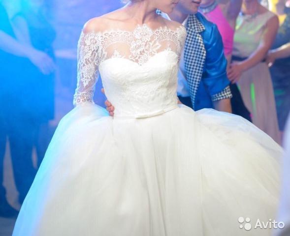 Платье за 50000 рублей