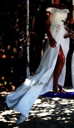 aa19b35d87b Платье шилось по индивидуальному эскизу. Размер 44. Одевалось ни на  свадьбу