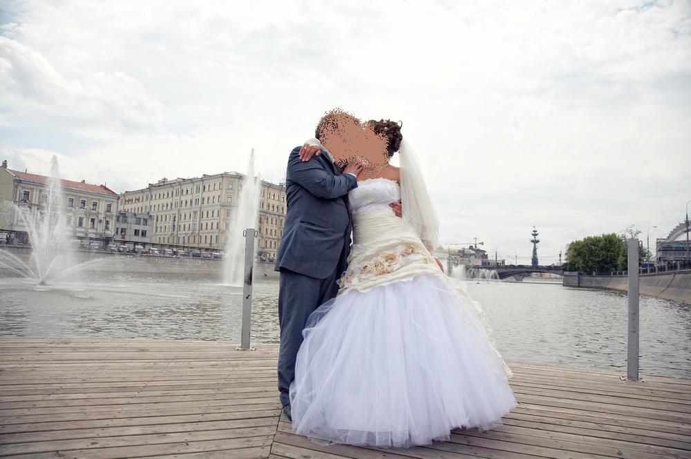 Свадебные платья на маленький рост (16