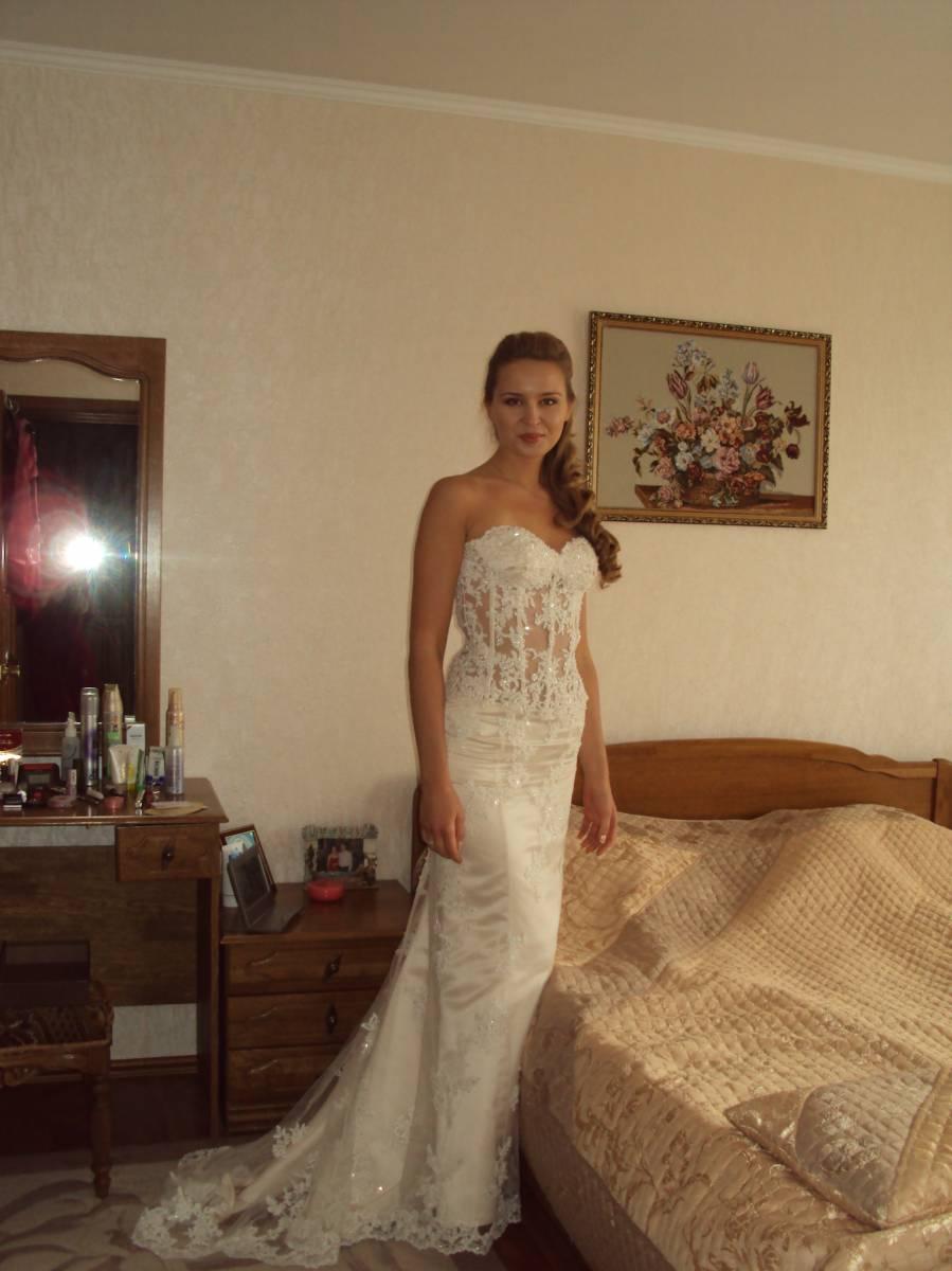 Б/У свадебное платье в Уфе, продать