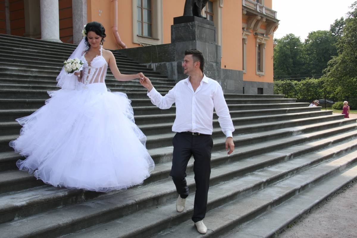 платья 2014-2015: Модные свадебные платья