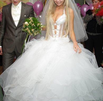 Свадебное платье Афродита SM0111 - салон