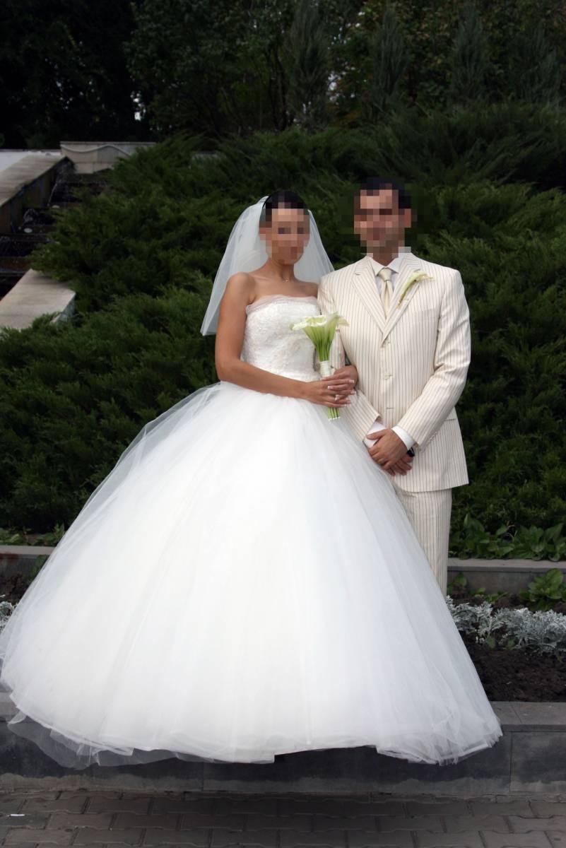 Wedding Saloon :: Свадебные платья из фатина - Свадебные платья и