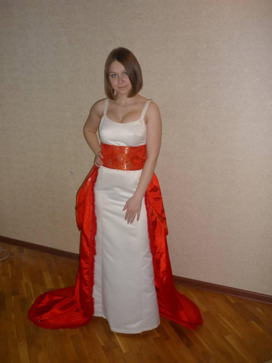 Wedding Saloon :: Свадебное платье восточного стиля - Свадебные