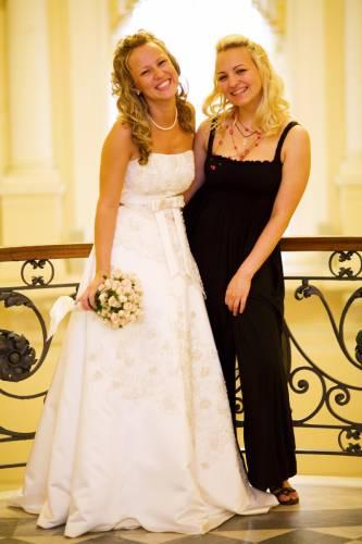 свадебные платья цвета брызги шампанского фото