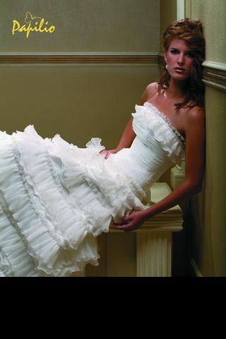 Свадебное платье Папилио Лаванда (Papilio