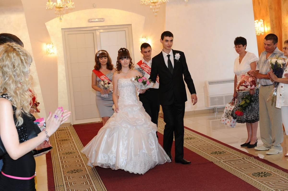 Свадебные  г орска