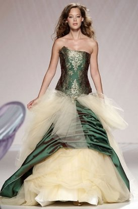 Как украсить вечерние платья своими руками