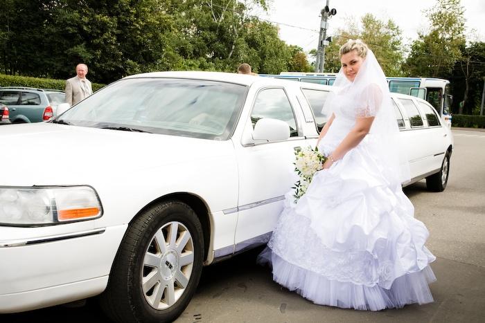 Очень красивые свадебные платья.