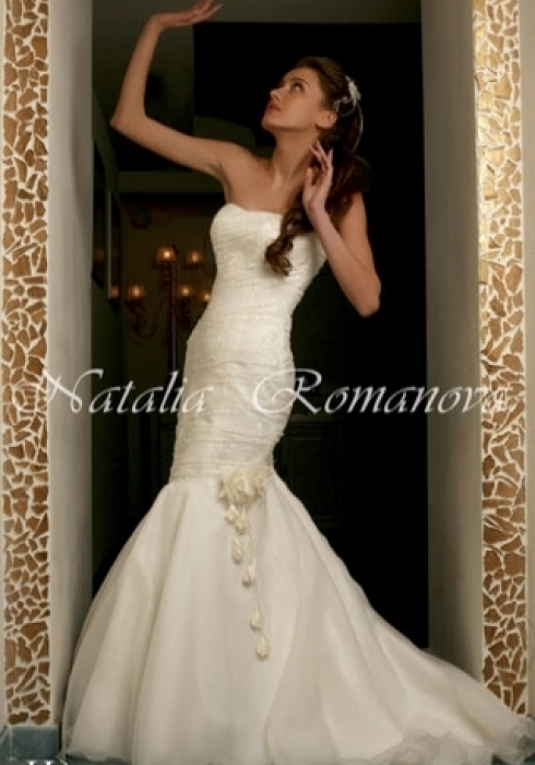 """Продам очень стильное свадебное платье  """"Ида """" от дизайнера Натальи..."""
