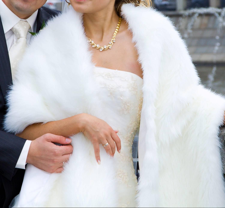 Свадебный палантин сшить 56
