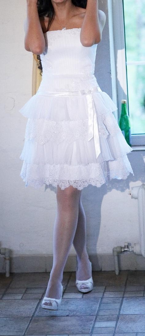 Платье С Отстегивающейся Юбкой С Доставкой