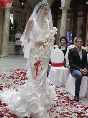 Свадьба алены водонаевой фото со