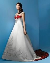 В любом случае, какой бы цвет платья ни выбрала невеста, главное, чтобы она сама себя чувствовала в нем богиней на своём свадебном торжестве